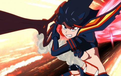 「キルラキル ザ・ゲーム -異布-」二刀流バージョンの流子と皐月のキャラクター性能を紹介!