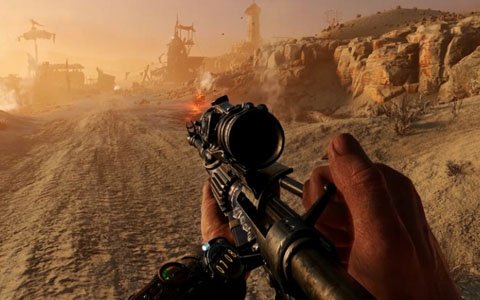 「メトロ エクソダス」4分半の長尺で魅せるウェポントレーラーが公開!ゲームに登場する多彩な武器に注目