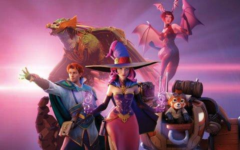 「サマナーズウォー:Sky Arena」1億DLを記念した短編アニメ「仲間とライバル」が公開!