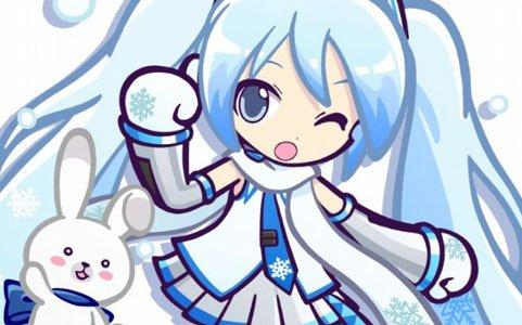 「ぷよぷよ!!クエスト」SNOW MIKUとのコラボが2月20日からに決定!