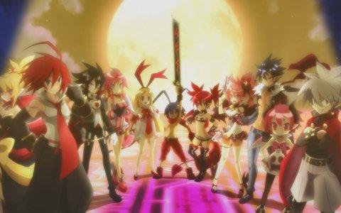 「魔界戦記ディスガイアRPG」事前登録者数が20万人を突破!本作をミュージカル風に表現したオープニングアニメが公開