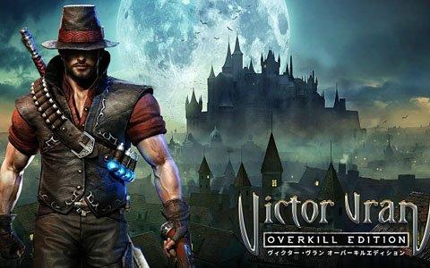 見下ろし視点の硬派なハクスラ系アクションRPG「ヴィクター・ヴラン オーバーキル エディション」がPS4/Switch向けに発売!