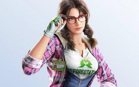「鉄拳7」有料DLCキャラ「ジュリア」と「ニーガン」の配信日が2月28日に決定!新たな紹介映像も公開に
