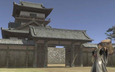 「信長の野望Online」築城システム拡張で天守や兵種が追加!新兵種「陰陽兵」も登場