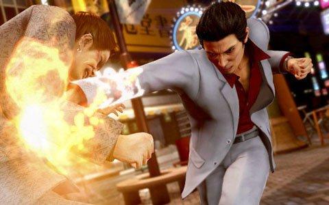 PS4「龍が如く 極2」の新価格版が本日発売!オリジナル版ビジュアルを最新モデルで再現したリバーシブルジャケットに