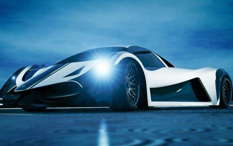 「グランド・セフト・オートV」GTAオンラインにスーパーカー「プリンシペ デヴェステ・エイト」が登場!