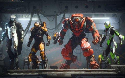 PS4/Xbox One/PC向けアクションシューター「Anthem」が2月22日に発売―3月には「天変地異」などの追加も予定