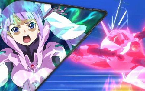 「機動戦士ガンダム EXVS2」に「機動戦士ガンダムAGE」からフォーンファルシアの参戦が決定!
