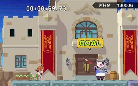Switch「海腹川背 Fresh!」ワールド「天空」とキャラ情報が追加公開!