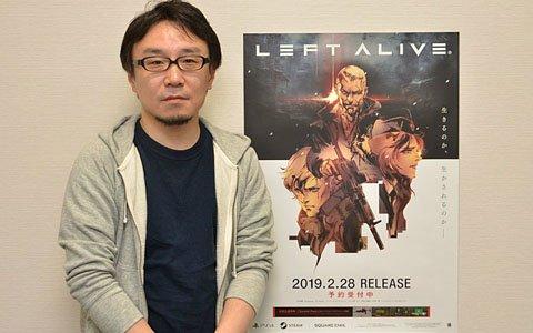 ヴァンツァーをメインにしなかった理由とは――「LEFT ALIVE」鍋島俊文ディレクターインタビュー