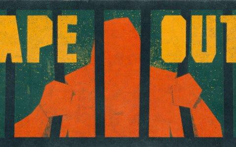 自由をかけて人間と戦うゴリラの大脱出アクション「Ape Out」のSwitch版が配信!Steam版も3月1日にリリース