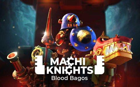 Switch向けアクションRPG「マキナイツ -ブラッドバゴス-」が3月14日に発売!