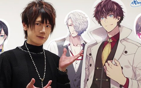 「BUSTAFELLOWS」KENNさんや福山潤さんら6名のメインキャストが公開!第2弾キャスト発表は3月15日予定