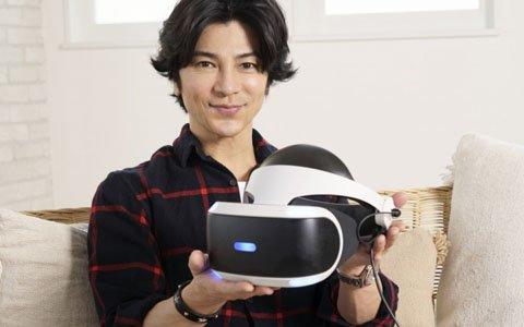 鍛え上げられた肉体を持つ俳優・武田真治さんが「Beat Saber」を遊ぶ特別映像が公開!