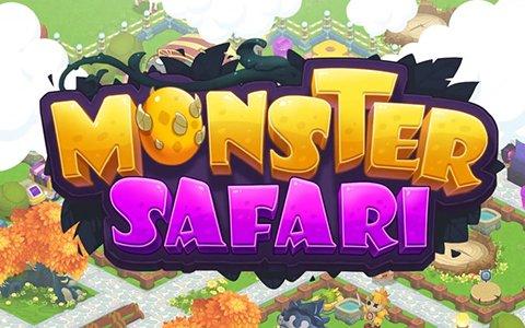 育成&経営シミュレーション「Monster Safari」今春よりSteamにて配信決定!PVも公開