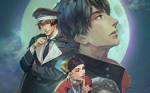 「囚われのパルマ Refrain」サイドストーリー第1弾「満月の約束」は3月19日配信!