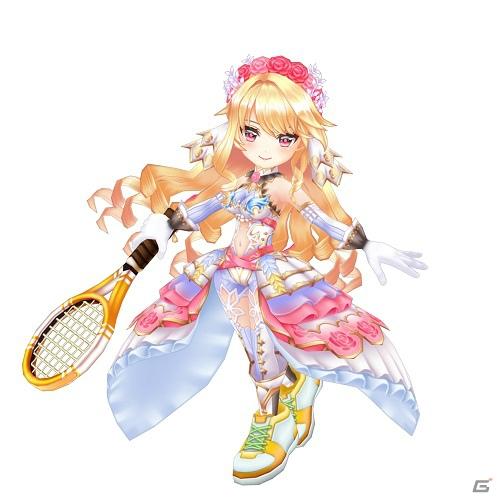 「白猫テニス」メインストーリー第2部が開幕!シエラ(CV:雨宮天)とセラータ(CV:本渡楓)がキャラガチャに登場