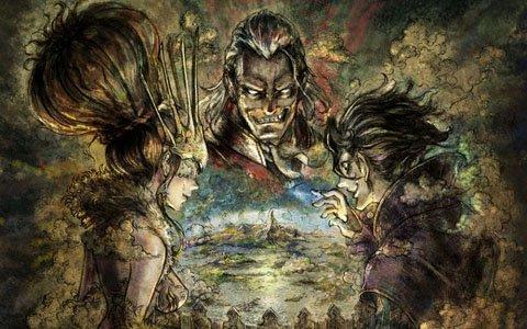 「OCTOPATH TRAVELER 大陸の覇者」のキービジュアルとストーリーが公開!