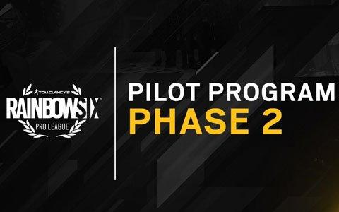 「レインボーシックス シージ」e-Sportsチーム支援を支援する「パイロットプログラム」フェーズ2の募集が開始!