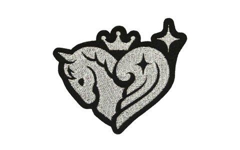 「アイドルマスター シンデレラガールズ」仕様のワッペン4種が二次元コスパより発売決定!