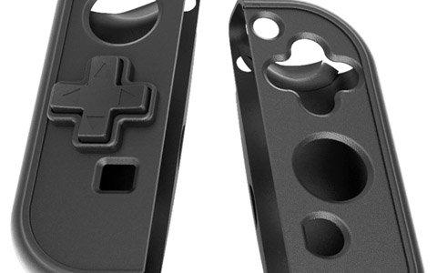 Joy-Conの方向ボタンが十字ボタンに変身!ゲームカードも持ち運べるミニグリップが5月下旬に発売