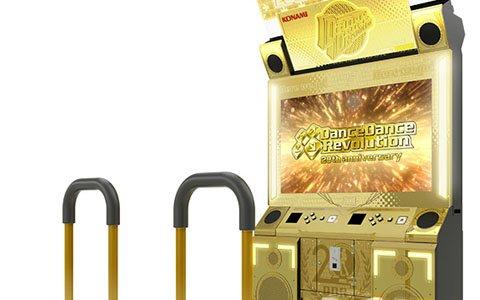 「DDR」20周年記念モデル稼働開始に合わせ最新バージョン「DanceDanceRevolution A20」が先行登場!