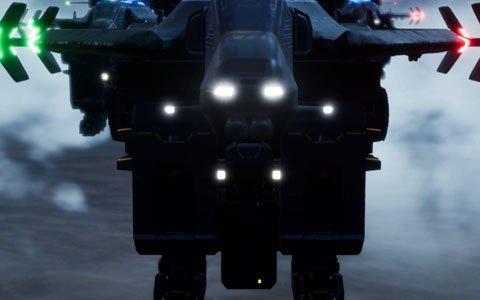 「EARTH DEFENSE FORCE: IRON RAIN」素晴らしき搭乗兵器の世界!EDFの誇る戦闘用ビークルの数々を紹介