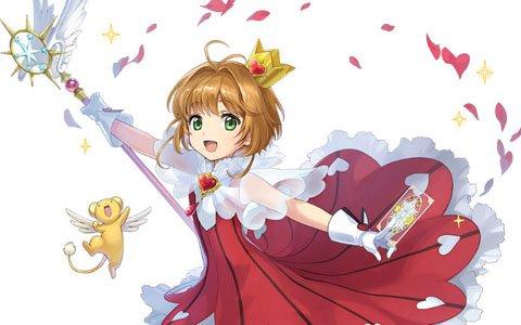 「ファントム オブ キル」CCさくらコラボに新たなバトルコスチューム姿の木之本桜が登場!