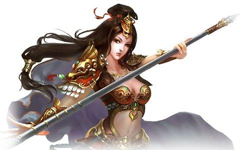 「キングオブライフ」強力な武力を持つ新武将「秦良玉」が登場!
