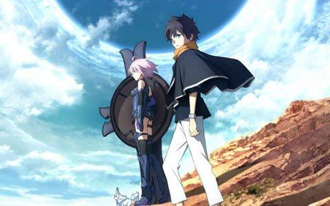 TVアニメ「Fate/Grand Order -絶対魔獣戦線バビロニア-」キービジュアル&PVが公開!放送開始は2019年10月に