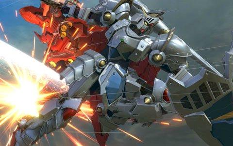 「機動戦士ガンダム エクストリームバーサス2」3月28日のアップデートで「騎士ガンダム」が参戦!