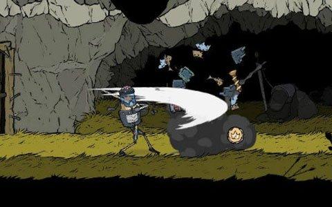 【そそそのダウンロードゲームれこめんど】第4回:「ブリキの騎士」は一筋縄にはいかない!何気なく本格メトロイドヴァニア