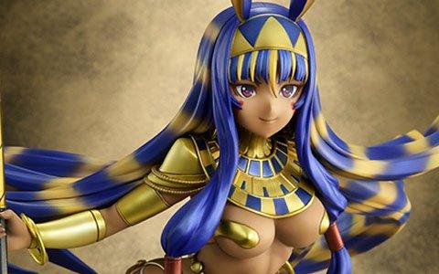 「Fate/Grand Order」キャスター/ニトクリスがフィギュアとなって登場!本日より受注開始