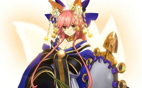 「Fate/Grand Order Arcade」玉藻の前(キャスター)が3月29日より実装!