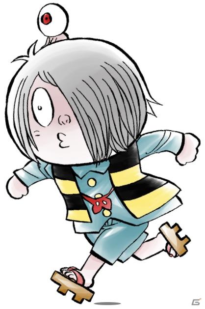「ゆるゲゲ」にて「コロコロ版ゲゲゲの鬼太郎」とのコラボが開催!