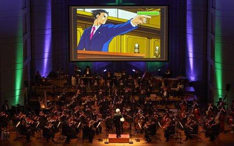 巧舟氏や江城P、下野紘さん、近藤孝行さんら豪華ゲストも登壇した「逆転裁判 オーケストラコンサート2019」の模様をレポート!