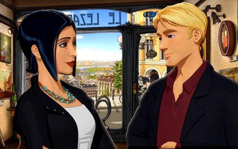 PS4「ウロボロスの呪い ~Broken Sword~」が4月26日に配信!パリを舞台に強盗事件の解明に挑む推理アドベンチャー