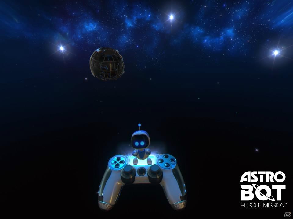【岩澤俊樹のゲーム1フレ勝負!】第18回:「ASTRO BOT:RESCUE MISSION」
