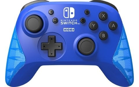 「ワイヤレスホリパッド for Nintendo Switch」にブルーとグレーのカラーバリエーションが登場!