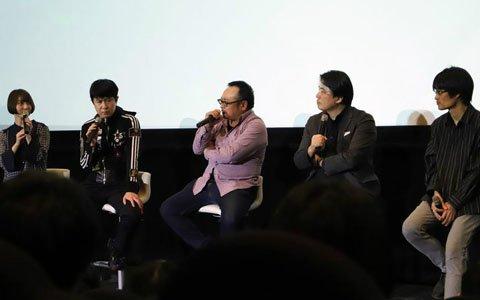 TVアニメ「消滅都市」先行上映会レポートが到着!ユキ役の花澤香菜さんとタクヤ役の杉田智和さんが登場