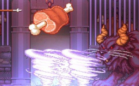「バトルプリンセス マデリーン」新ゲームモード「ボスラッシュ」と「国王の冒険」が実装!