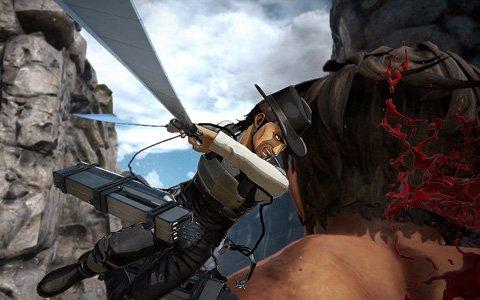 「進撃の巨人2 -Final Battle-」壁外奪還モードのアクションシーンや店頭体験会の情報が公開!