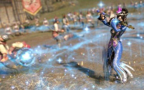 「真・三國無双8」追加武器DLC第4弾が4月18日に配信!鉄笛、昊転錘、鞭箭弓の3つが登場
