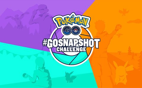 「Pokémon GO」にて「GOスナップショットチャレンジ」が開催!3つのお題に沿って写真を撮影しよう