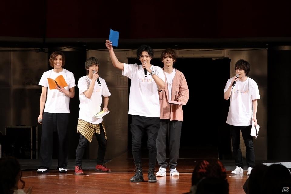 「MANKAI STAGE『A3!』ラジオイベント」のオフィシャルレポートが到着!イベント映像の発売も決定