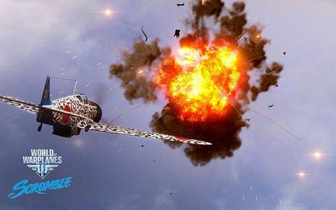 オンライン空戦アクション「World of Warplanes」の正式サービスが開始!