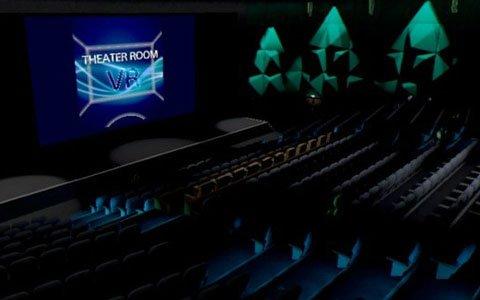 「シアタールームVR」自宅にいながらフレンドと映画を視聴できる新機能が追加!「Virtual 4D」機能も実装に