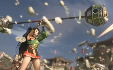 「真・三國無双8」追加武器DLC第4弾が本日配信!アクション動画も公開中