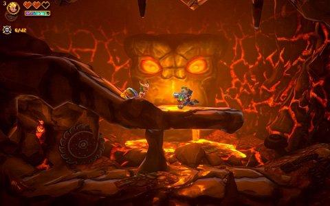 Switch「ラッドロジャース:ラディカルエディション」が発売!王道横スクロールの楽しさが詰まったアクションゲーム