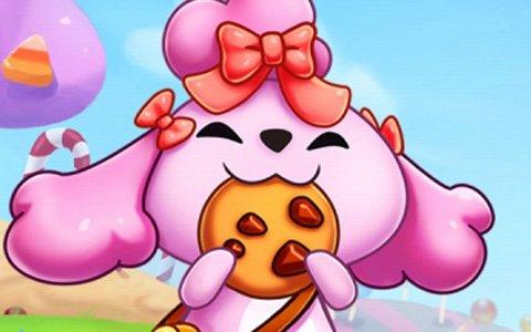 クッキークラッシュをはじめ「LINE QUICK GAME」向けに新規6タイトルが登場!